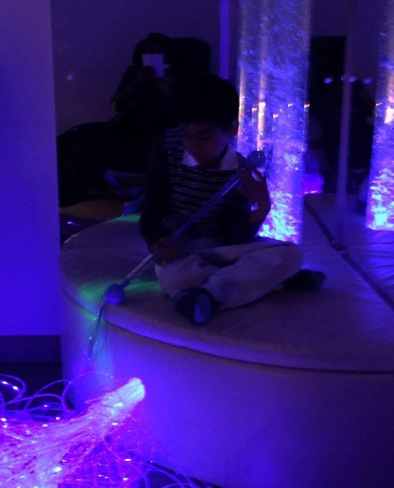 Children in Need   Sensory session
