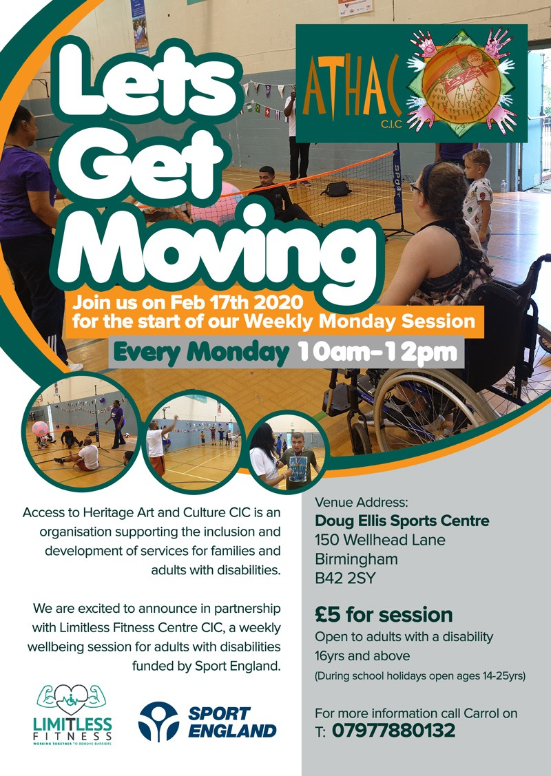 Disability sports session-1